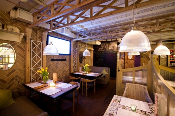 Ресторан Vinograd - фотография 15