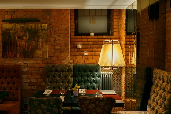 Ресторан Whisky Rooms - фотография 11 - ресторан