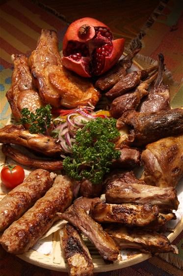 Ресторан Ацатун - фотография 4 - Ресторан Клуб Ацатун