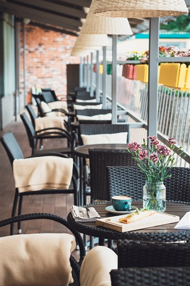 Ресторан Ribambelle Green - фотография 2