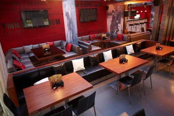 Ресторан Jet Set Sport - фотография 2