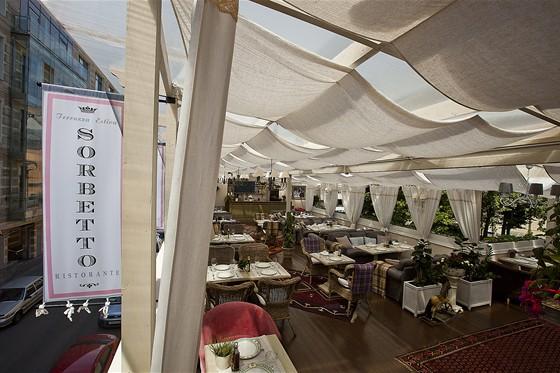 Ресторан Sorbetto - фотография 9