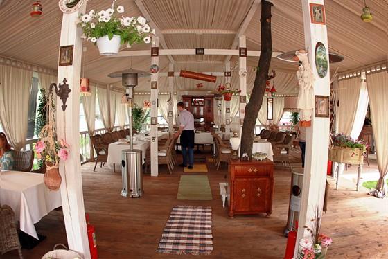 Ресторан Поляна - фотография 27