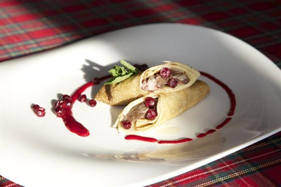 """Ресторан Варенье - фотография 4 - С 24 февраля по 2 марта в ресторане """"Варенье"""" Масленичная неделя. Действует специальное блинное меню."""