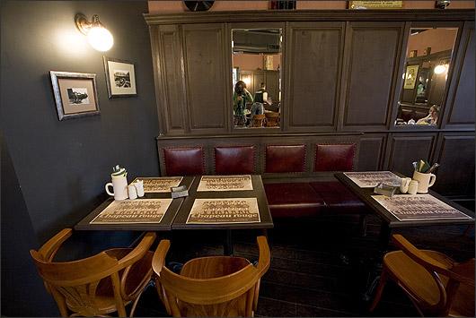 Ресторан Баррандов - фотография 7