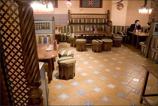 Ресторан Аль-Андалуз - фотография 7