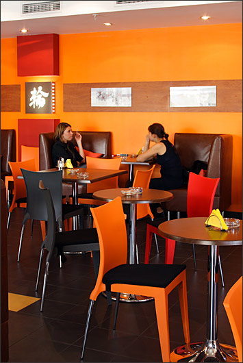 Ресторан Дирижабль - фотография 11