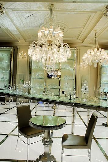 Ресторан Baccarat Cristal Room - фотография 1