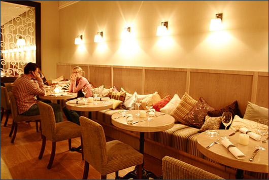 Ресторан Flamant - фотография 12