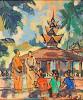 Лаосская мозаика