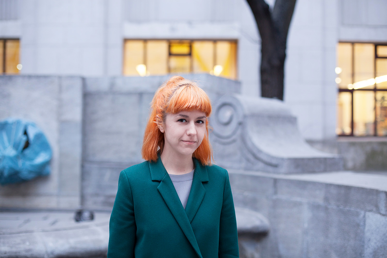 Анастасия Комарова, основатель марки Forms