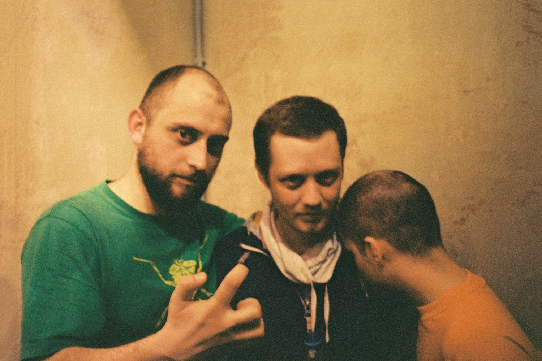 Лихие танцы под новый мини-альбом «4 позиций Бруно»