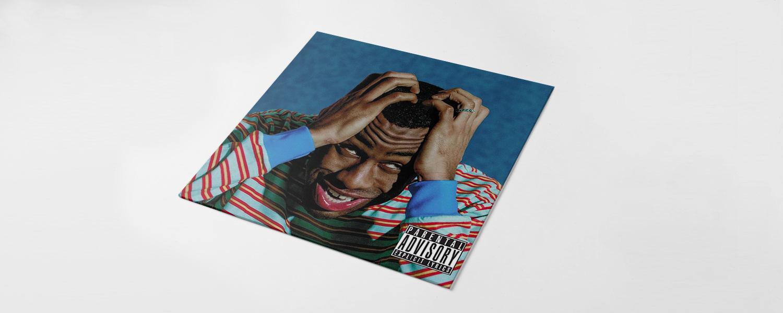 Для выхода альбома на физическом носителе Тайлер приготовил пять разных обложек — по его словам, просто потому, что может