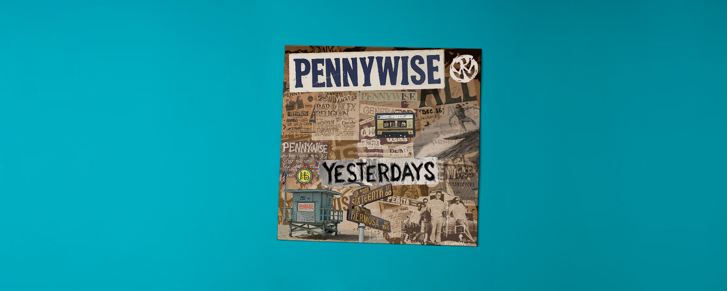 Pennywise «Yesterdays»