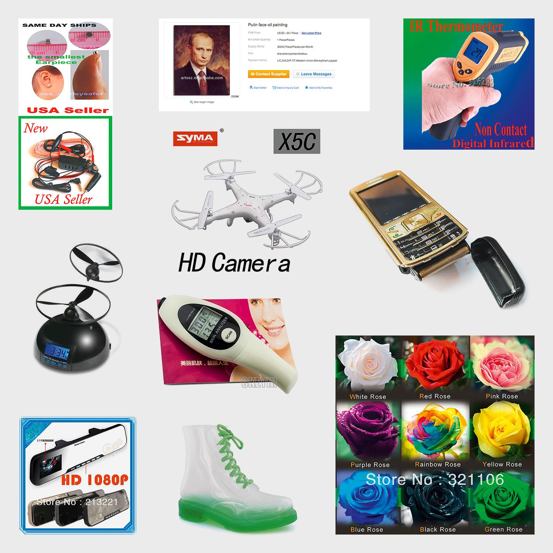 Что можно купить в китайских интернет-магазинах