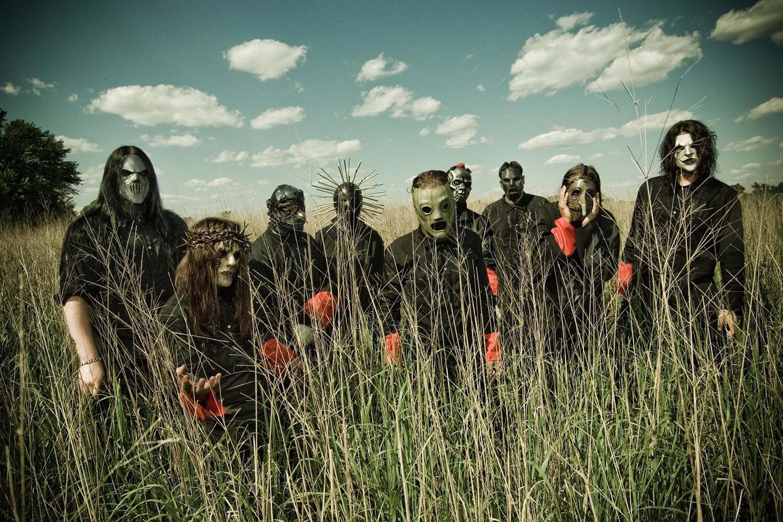 Первая песня Slipknot за шесть лет