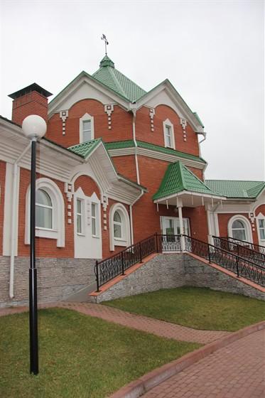 Фото музей Клинское подворье