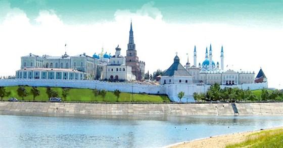 Фото казанский кремль