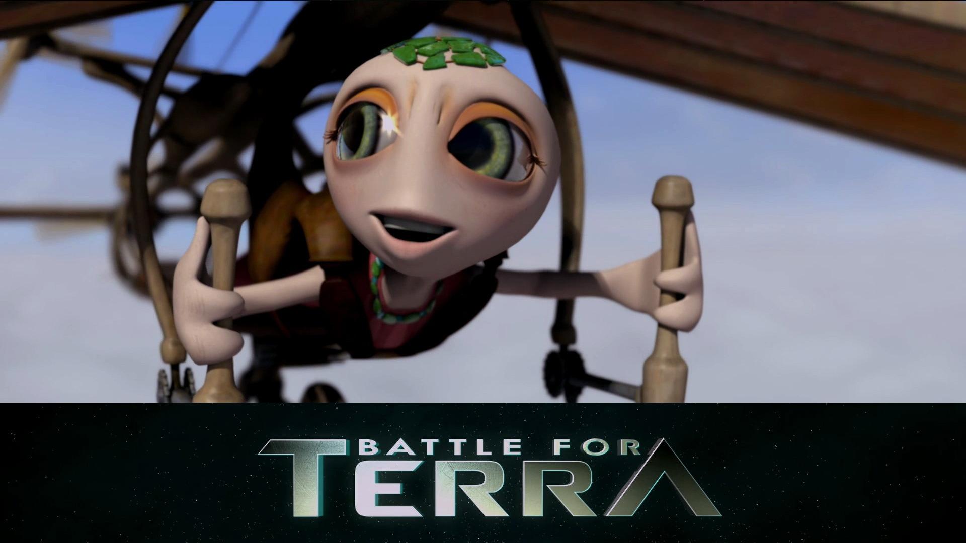 Битва за планету Терра 3D смотреть фото