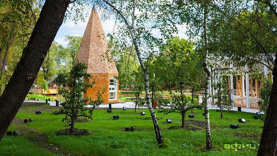 Фото парк Городская ферма