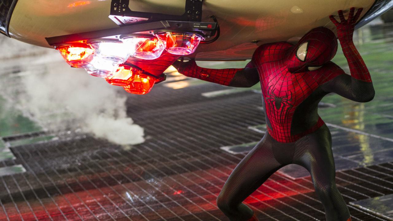 Новый Человек-паук: Высокое напряжение смотреть фото