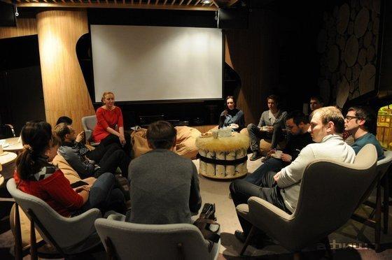 Фото кинотеатр Киноклуб в центре отдыха «Мира»