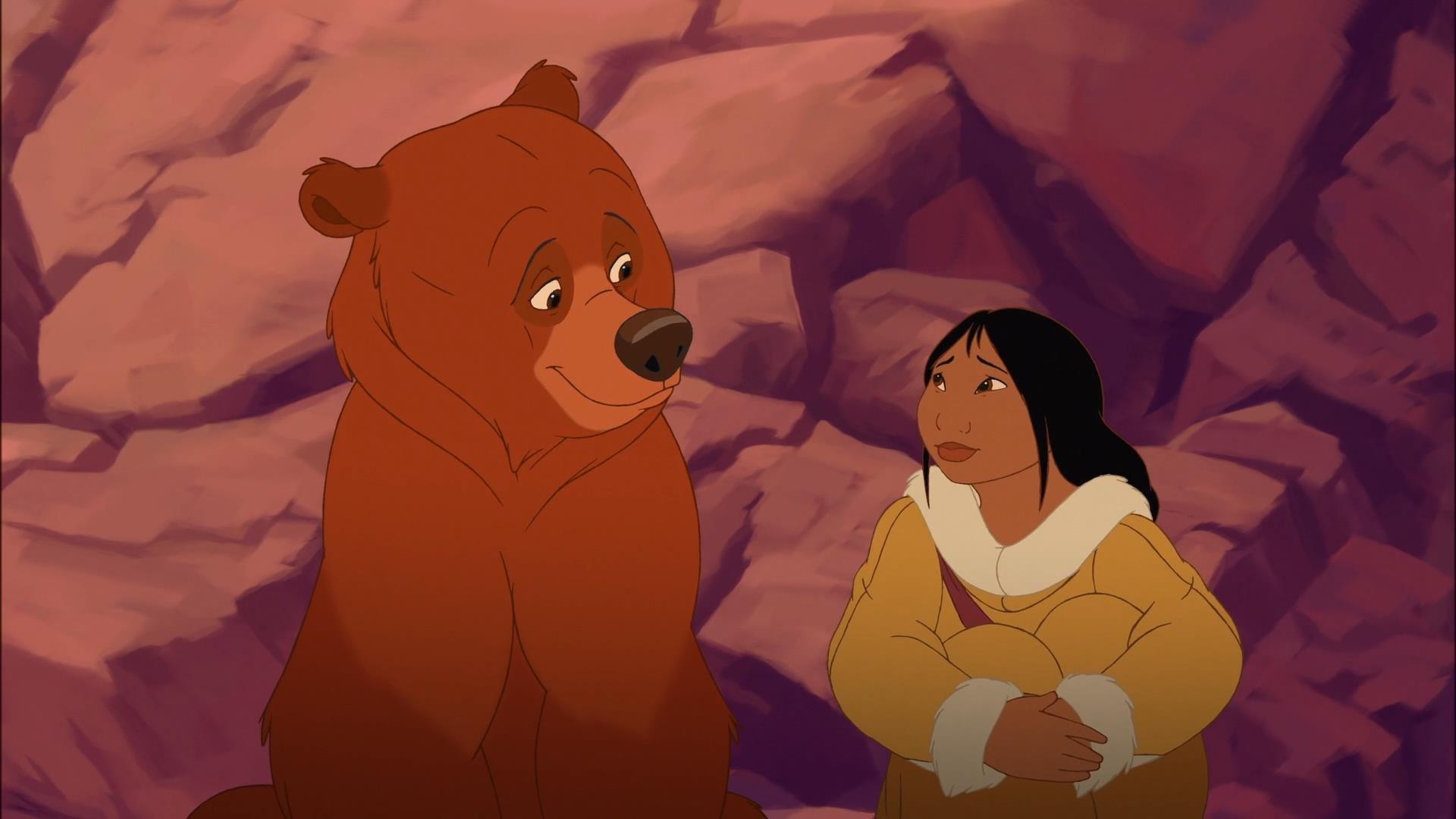 Братец медвежонок смотреть фото