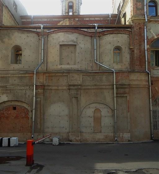 Фото церковь Илии Пророка в Теплых рядах