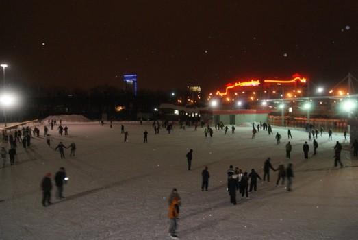 Фото «Сити-каток» на Черкизовской