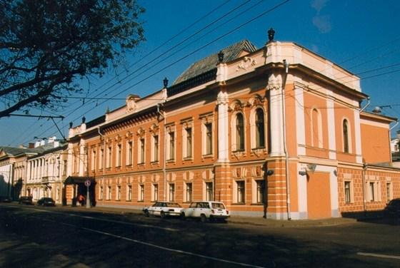 Фото выставочный зал Выставочные залы Академии художеств