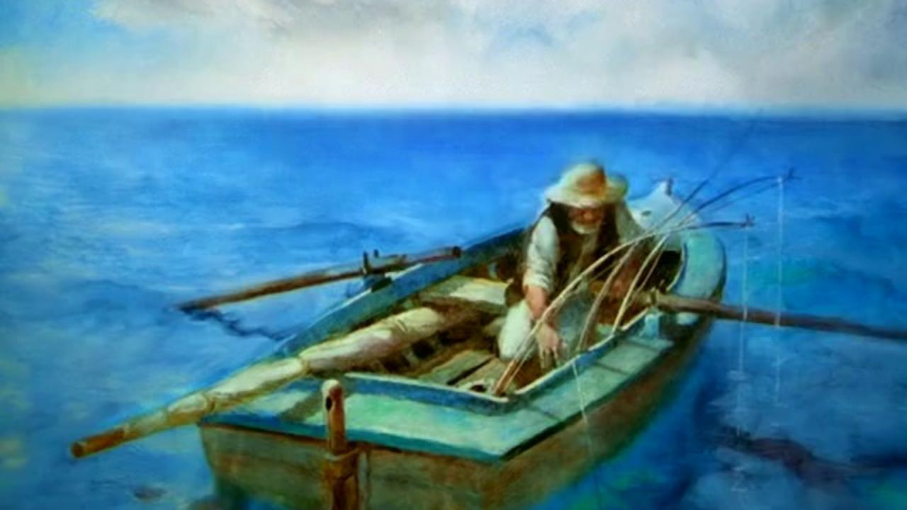 Старик и море эрнест хемингуэй смотреть онлайн
