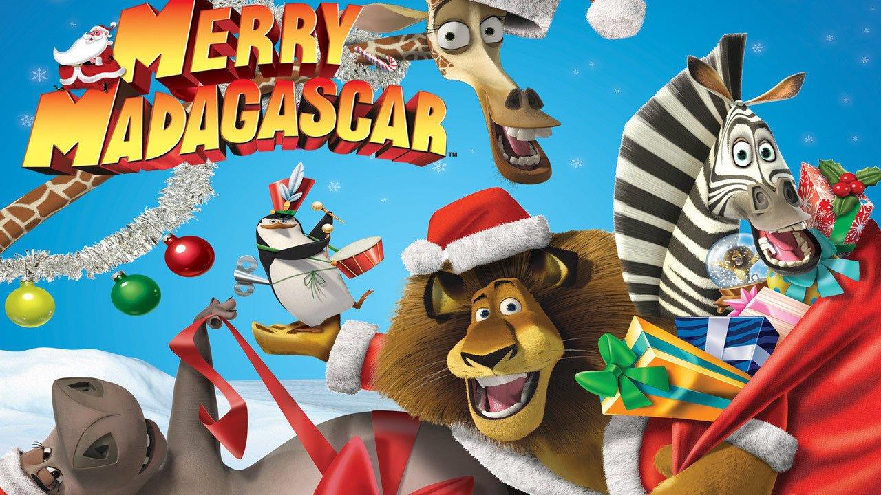Мадагаскар. Новогодний выпуск смотреть фото