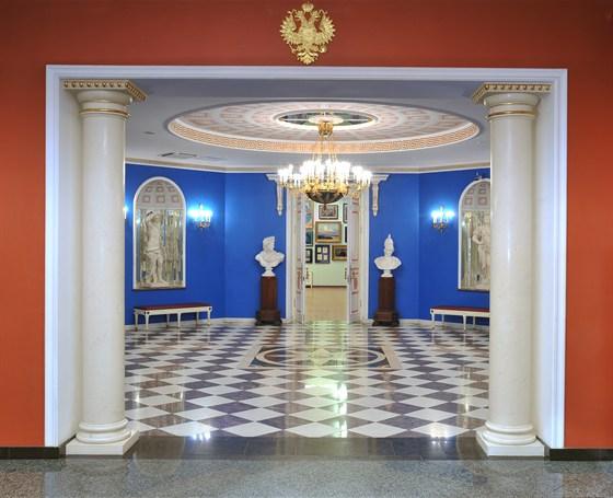 Фото галерея Ильи Глазунова