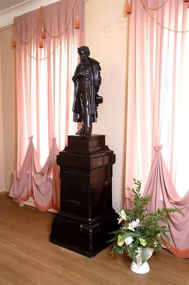 Фото музей Пушкина