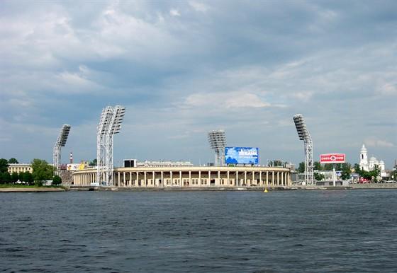Фото стадион «Петровский»