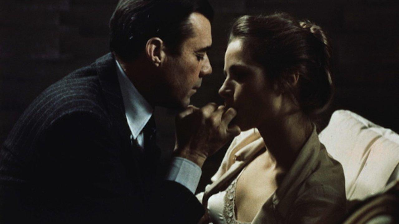 Смотреть сцену секса из фильма ночной портье