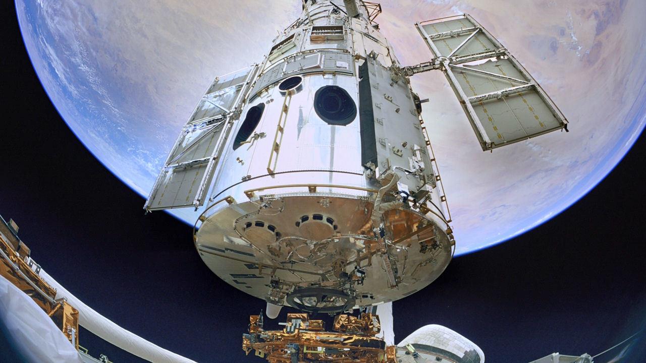 Путешествие в космос смотреть фото