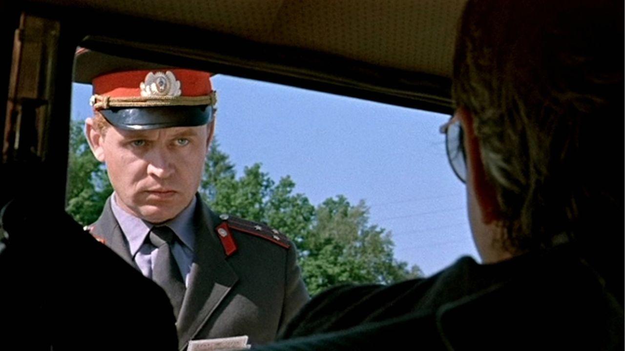 Инспектор ГАИ смотреть фото