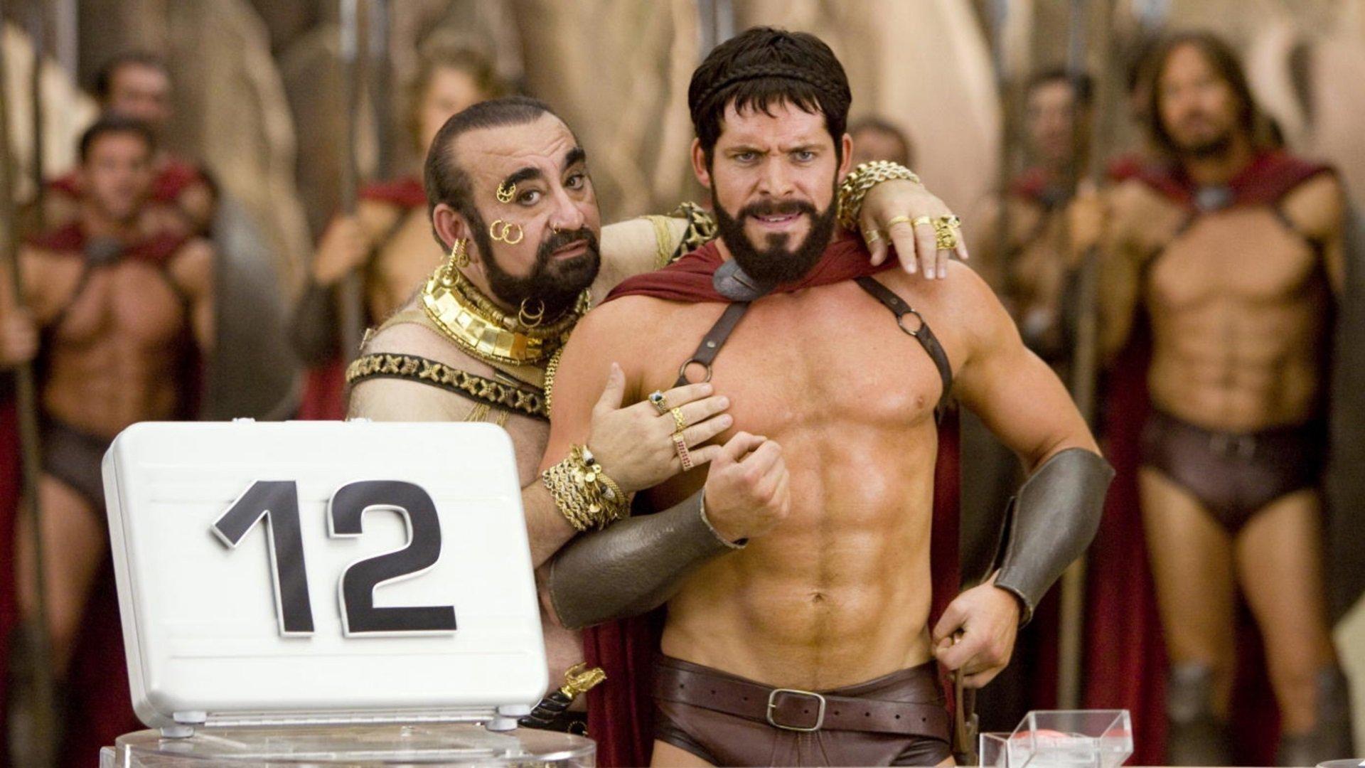 знакомство со спартанцами ксеркс