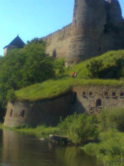Фото ивангородская крепость