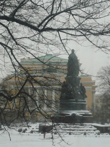Фото александринский театр
