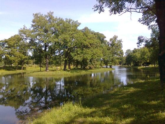 Фото парк Колонистский и Луговой парки