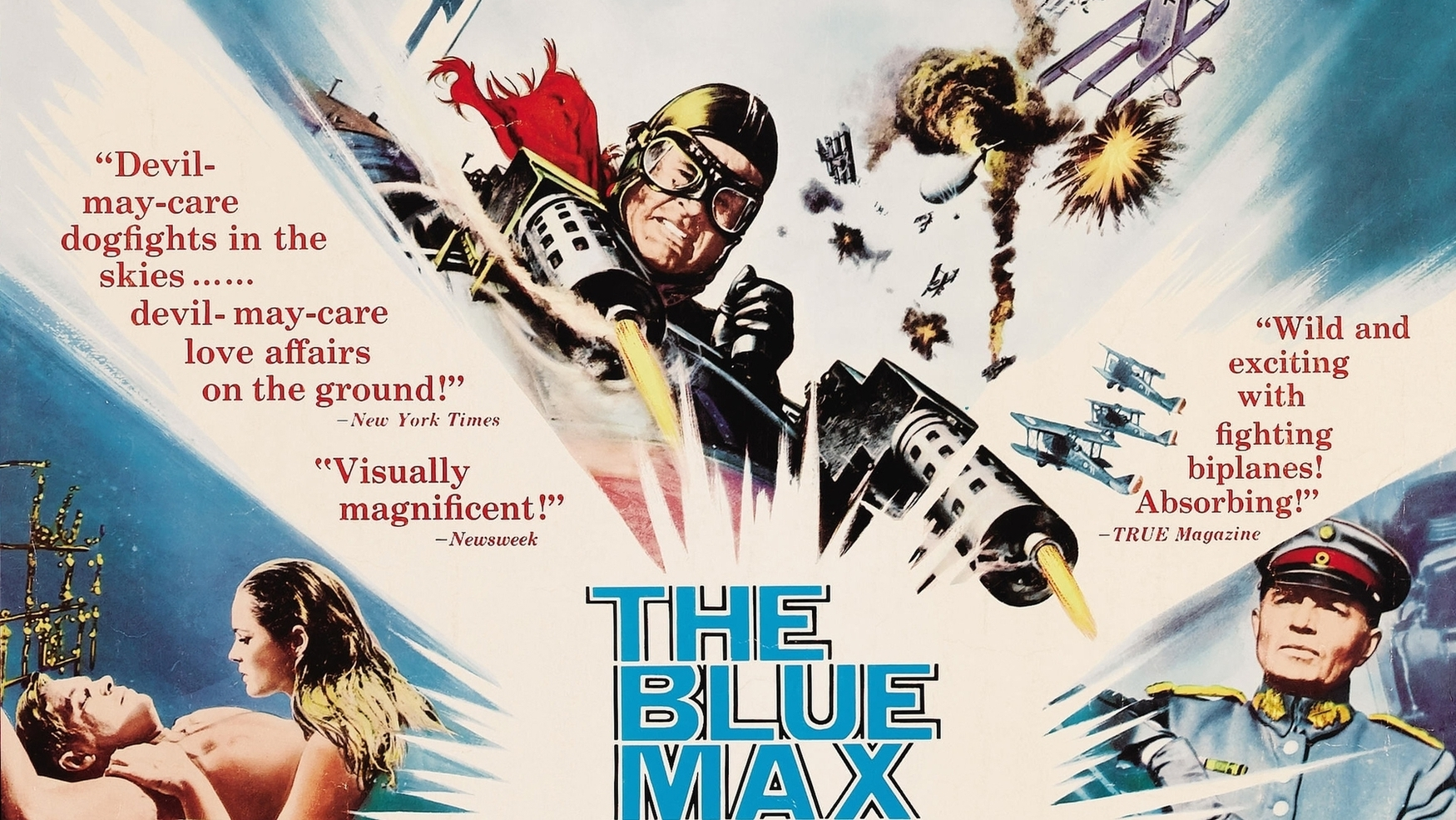 Голубой Макс смотреть фото