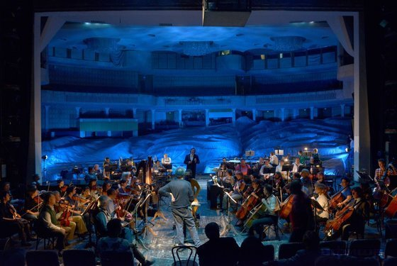 Репетиция оркестра смотреть фото