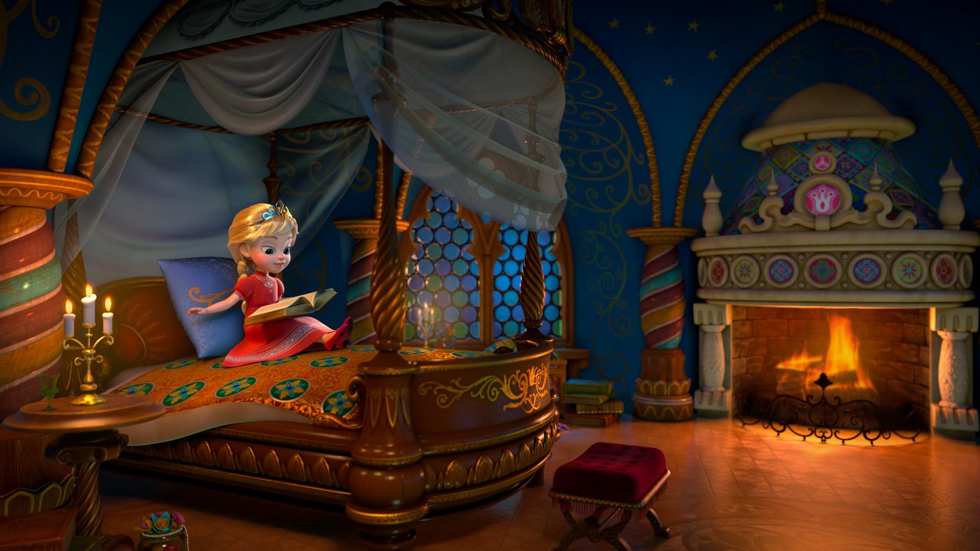 Принцесса и дракон смотреть фото