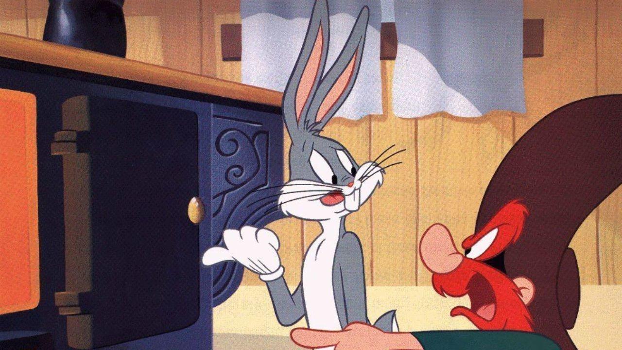 Багз Банни: Кроличьи сказки тысячи и одной ночи смотреть фото