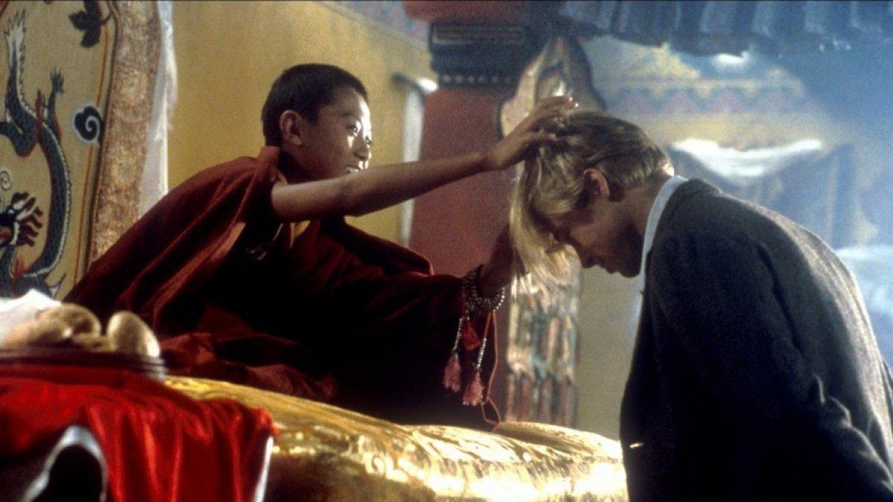 Семь лет в Тибете смотреть фото