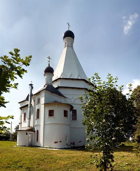Фото церковь Воскресения Словущего в Городне