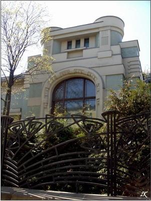 Фото дом Дерожинской