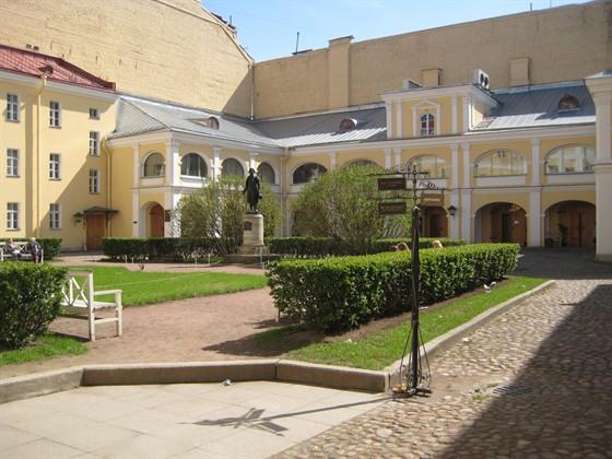 Фото музей Музей-квартира Пушкина